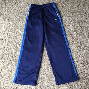 Russell Athletic Pants Boys L 10-12 Blue/Navy